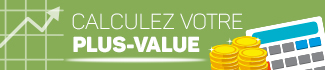 plus value immobilier widget