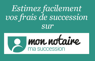 frais de succession widget